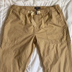 J. Crew cotton tech pants